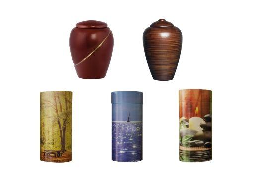 Nos urnes de dispersion
