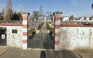 Les cimetières de Vaux-le-Pénil